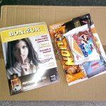 Deljenje brošure Bon&Žur